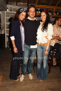 Jessica Bamberger, Tom Foxprost,  Anna Shaheen photo by Rob Rich © 2008 516-676-3939 robwayne1@aol.com