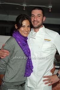 Paola Guerrero, Sam Talbot photo by Rob Rich © 2008 516-676-3939 robwayne1@aol.com