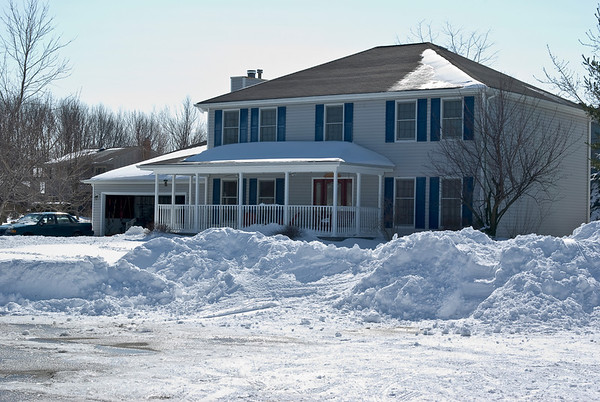 Snow Storm March 2008