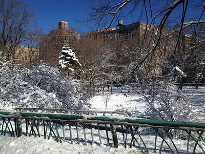 Snow Storm NY Feb'13