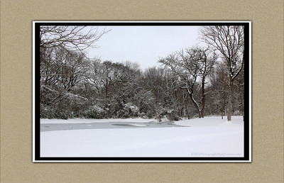 Snow Storm Super Bowl Weekend 2011