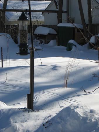 Snow and Ceramic Dec 2010