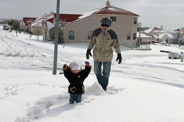 Snow! feb 2011