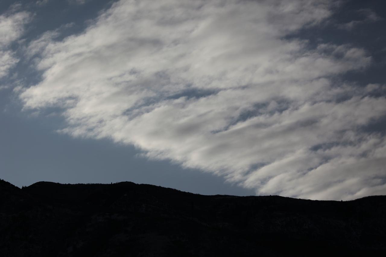 Mountains around Salt Lake City