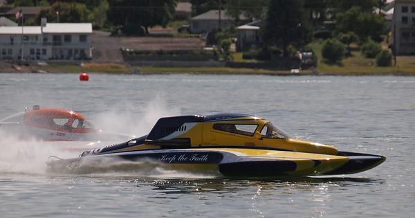 Soap Lake Hydroplane Races 2013