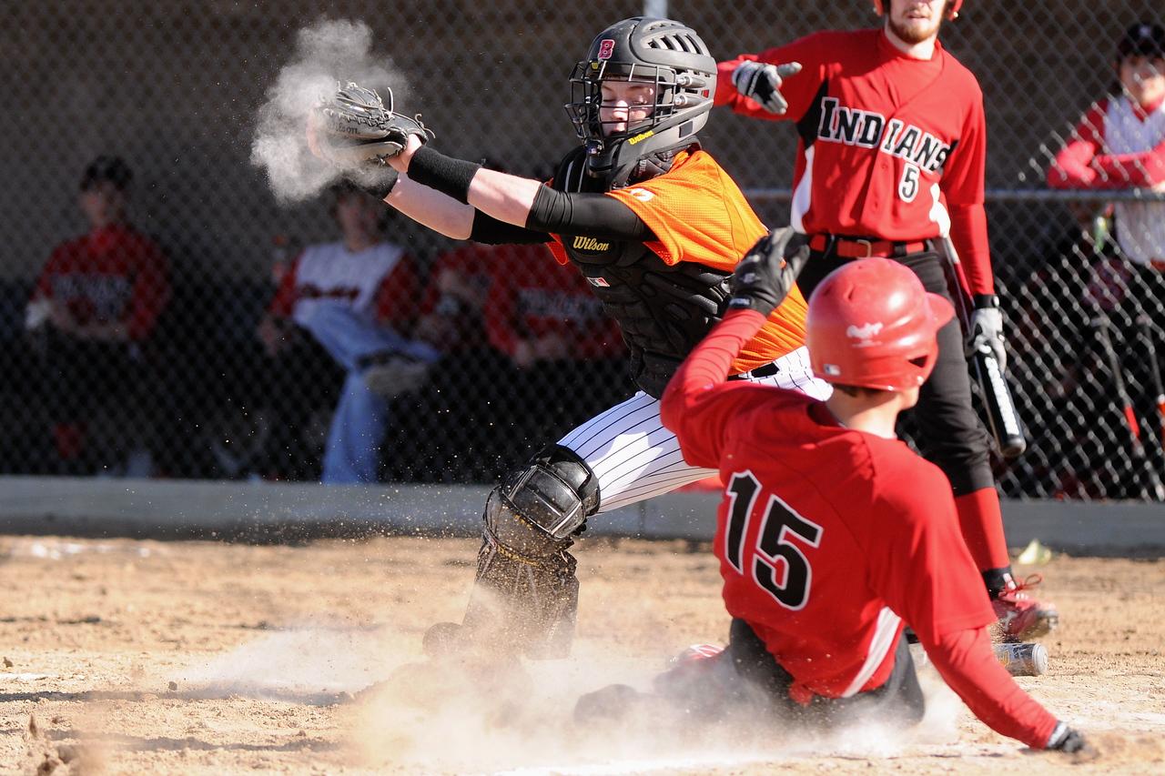 Baseball Bennet at Strasburg 4-8-10