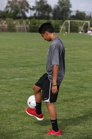Soccer Candids 2014