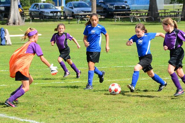 Soccer The Masters Academy Grade 3-4 Girls Oct 11