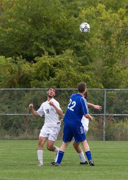 Saratoga Varsity Soccer