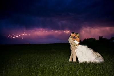 RobertEvans com Lightning Image