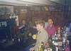 Club meet in Blackrock Cottage, Glen Coe. <br /> In the photo...Julian, Dawn, Andy, Alistair and Gordon.