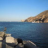 We departed from the harbor at Cabo San Lucas