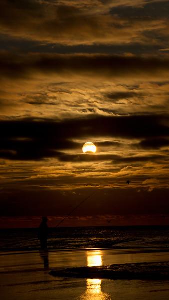 fisherman eclipse