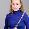 Laura Michelin, flöjt , finalist