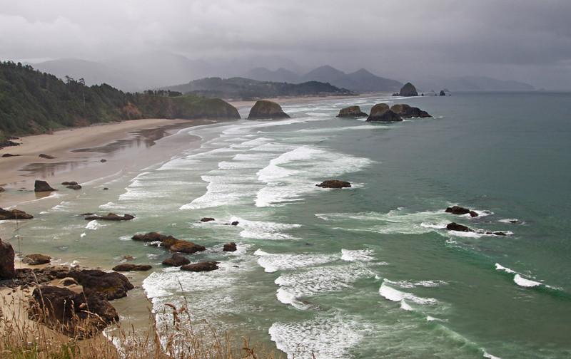 Oregon Coast--Ecola State Park