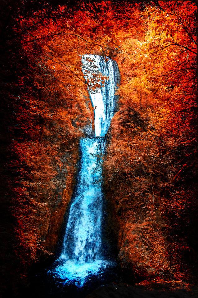 Waterfalls in Orgon