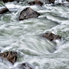 Rushing Water scene,  Merced River in Yosemite, CA