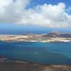 The amazing view from Mirador Del Rio, Northern Lanzarote.
