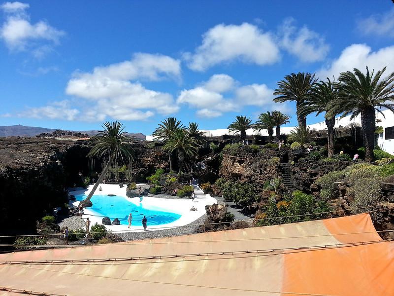 Los Jameos del Agua, Lanzarote.