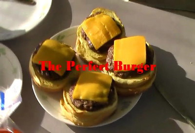 The Perfect Burger!