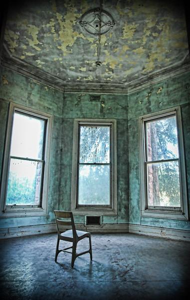 Anna Corbin's Room Preston Castle Ione, CA
