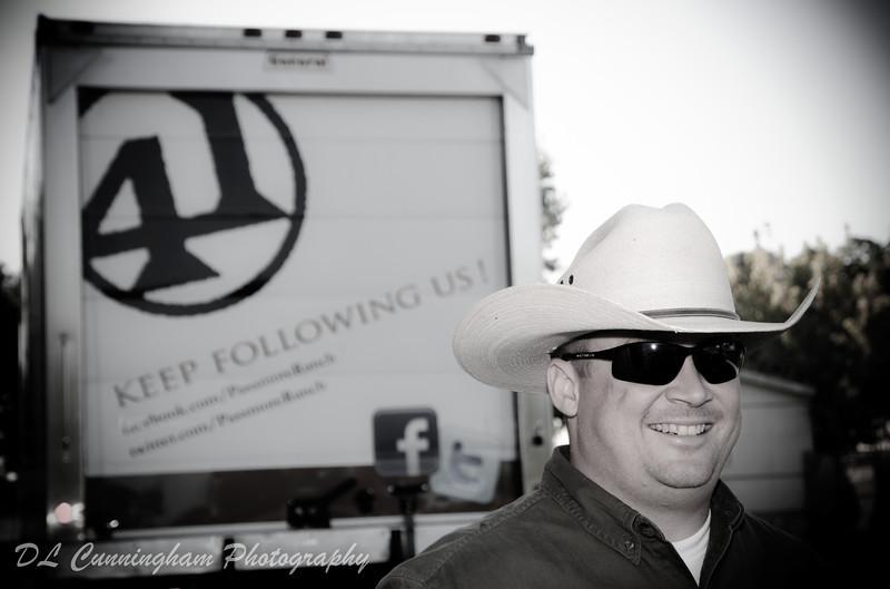 Mike Passmore of Passmore Ranch