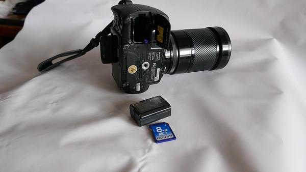 Sony A55 and Minolta 28-135 lens