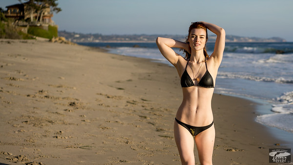 Sony A7 R RAW Photos Pretty Redhead Bikini Swimsuit Model Goddess! Carl Zeiss Sony FE 55mm F1.8 ZA Sonnar T* Lens! Lightroom 5.3 !