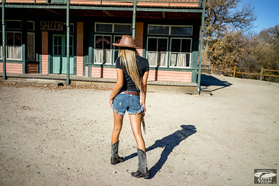 Sony A7R Test Photos ILCE7R A7r Golden Cowgirl Model & Gold 45 Revolver! Carl Zeiss Sony Sonnar T* FE 35 mm f/2.8 ZA Lens. finished in Lightroom 5.3 !