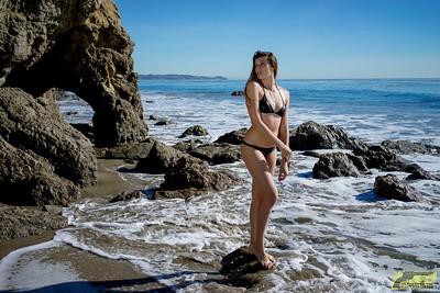 Sony A7R RAW Photos of Bikini Swimsuit Model Goddess! Carl Zeiss Sony Sonnar T* FE 35mm f/2.8 ZA Lens finished in Lightroom 5.3 !