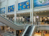 Inside the Princes Quay Shopping mall