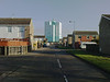 "The ""big minty"" block of flats north Bransholme."