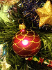 Our Xmas tree in close-up