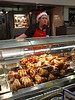 Are you being served? Christmas approaches in the supermarket