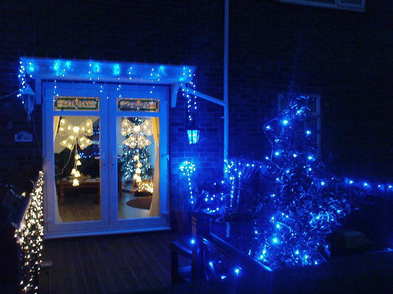 A Bransholme Garden Christmas style