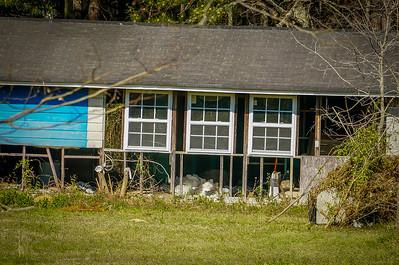 Blue Cottage Smart Zoom at 450mm