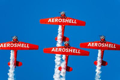 RobertEvans com  |  Oshkosh Wi  Red Planes
