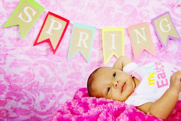 Sophia Del Hierro newborn session