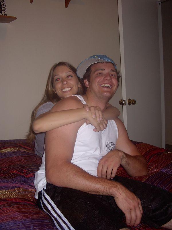 Nicole and Jeff
