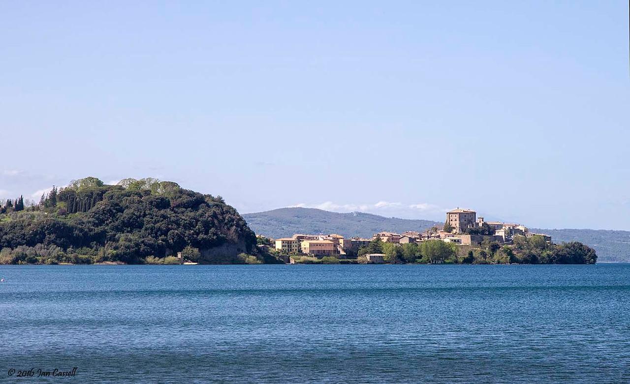 Capidamonte, Lake Balsama