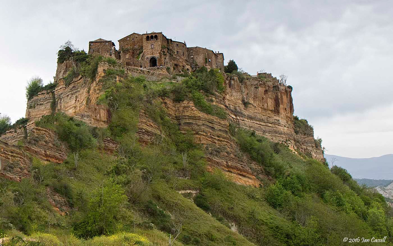 Civita Bagnoreggio (bridge PS out)