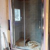 App 2: shower doors installed