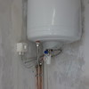 App 2: new 100litre water heater installed with plumbing