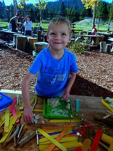 Messy Family Fun: Clay Play