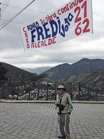 Sosorango to Vilacabamba Ecuador