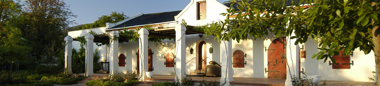 Fairview Wines in Paarl, South Arica. The best vineyards we visited!