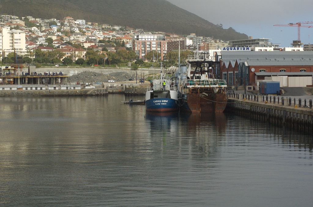 Carpe Diem: Victoria & Albert Waterfront, Cape Town