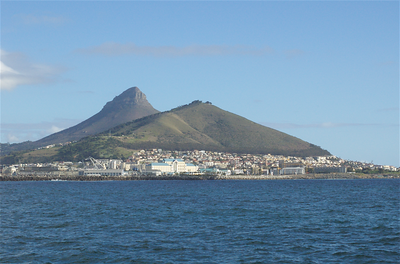 Lions's Head & Signal Hill