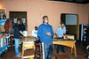 Musicians at Mama Africas Restaurant