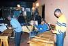 Musicians at Mama Africa's Restaurant
